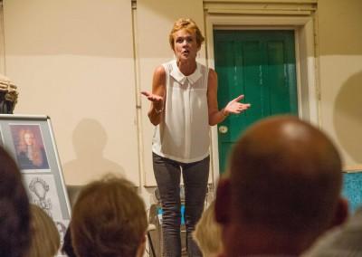 Ginny Davis - Talk